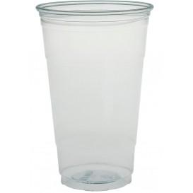 Plastic Cup PET Crystal Solo® 24Oz/710ml Ø9,8cm (600 Units)