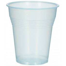 Plastic Cup PS Vending Clear 160 ml (100 Units)