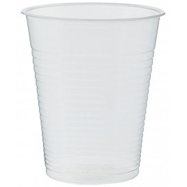 Plastic Cup PS Clear 200ml Ø7,0cm (50 Units)