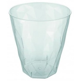"""Plastic Cup PS """"Ice"""" Clear Crystal 340 ml (20 Units)"""