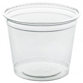 Plastic Cup PET Rigid 215ml Ø8,1cm (1.000 Units)