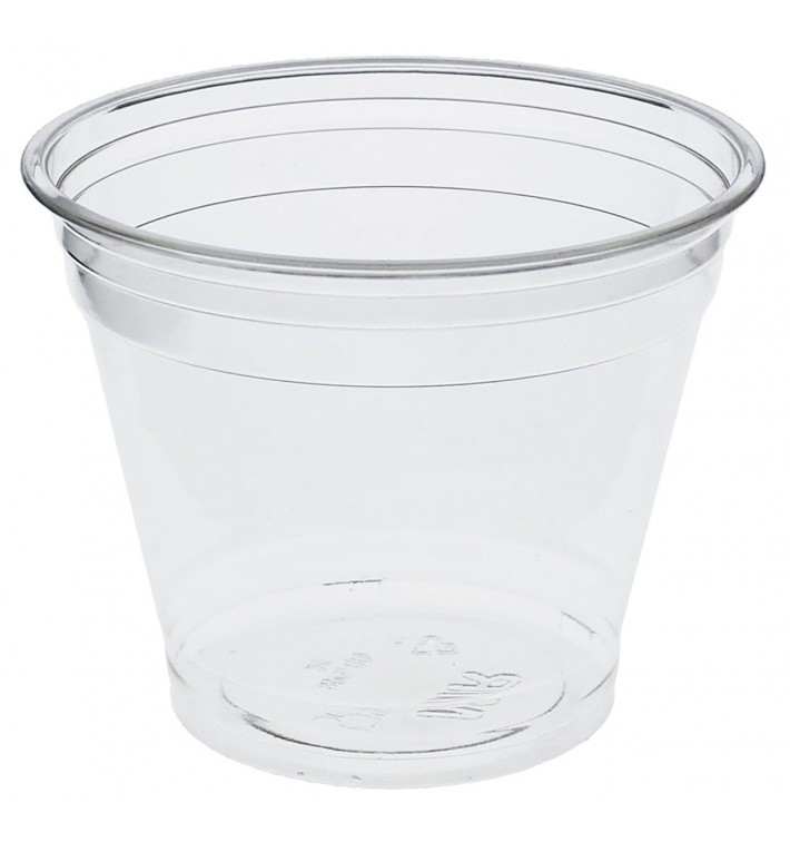 Plastic Cup PET 265ml Ø9,5cm (1000 Units)