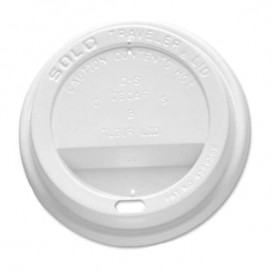 Lid for Cup Hole 12, 16 and 20 Oz Ø8,9cm (1000 Units)