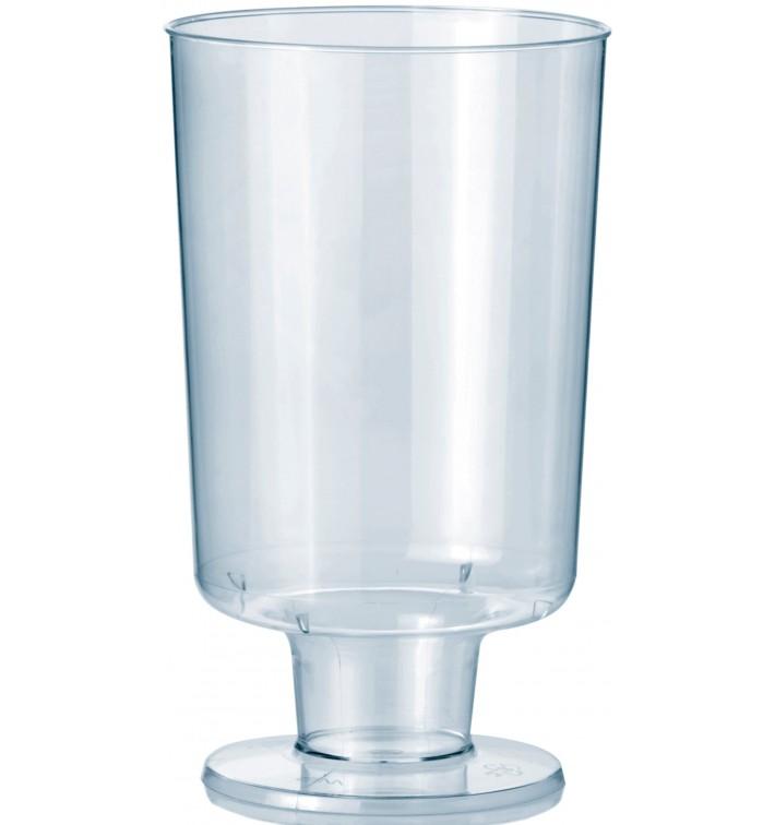 Plastic Stemmed Glass 150ml 1P (12 Units)