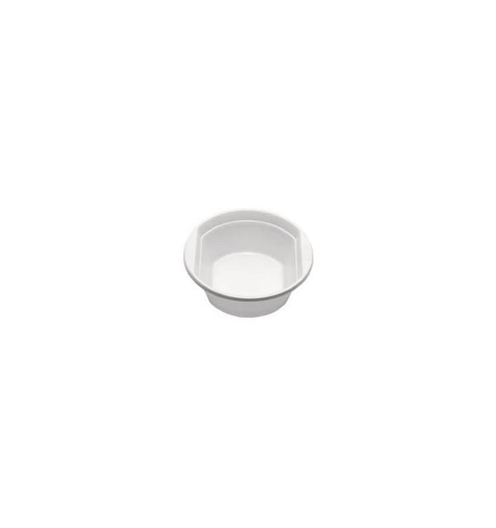 Plastic Bowl PS White 300ml Ø11,9cm (1000 Units)