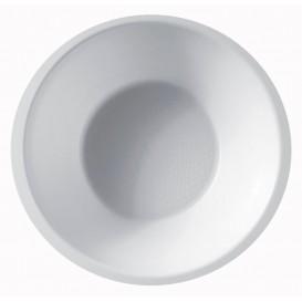 Plastic Bowl PP White 450ml Ø15,5cm (50 Units)