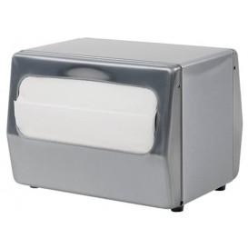 """Napkin Stainless Steel Dispenser """"MaxiServis"""" """"Table"""" (1 Unit)"""