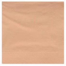 Paper Napkin Edging Cream 40x40cm (1200 Units)