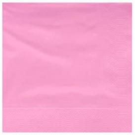 Paper Napkin Edging Pink 40x40cm (1200 Units)