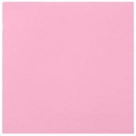 Paper Napkin Double Point Pink 40x40cm (50 Units)