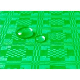 Tablecloth Roll Waterproof Kiwi Green 1,2x5m (10 Units)