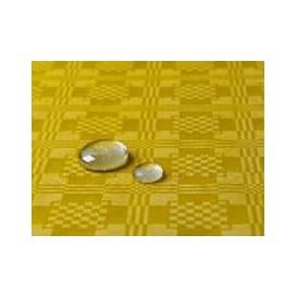 Tablecloth Roll Waterproof Yellow 1,2x5m (10 Units)