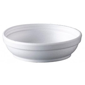 Foam Container White 5Oz/150ml Ø11cm (1000 Units)