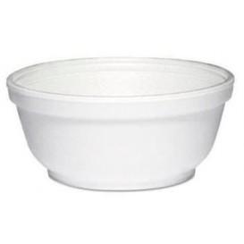 Foam Container White 8Oz/240 ml Ø11cm (1000 Units)