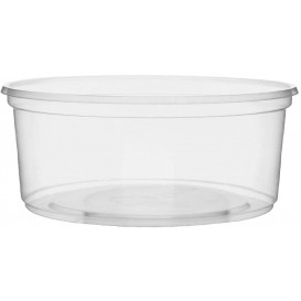 Plastic Deli Container Clear PP 200ml Ø10,5cm (1.000 Units)