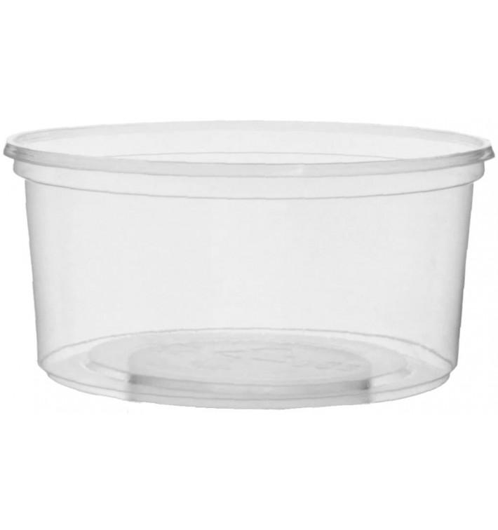 Plastic Deli Container Clear 250ml Ø10,5cm (1.000 Units)