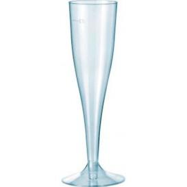 """Plastic Flute Sparkling Wine 115ml 1P """"Premium"""" (10 Units)"""