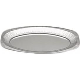 Foil Tray Oval shape 1650ml (100 Units)