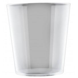 Plastic Tumbler SAN Reusable Cone Shape 400 ml (144 Units)