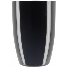Plastic Tasting Cup Black 150ml (12 Units)
