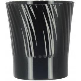 Plastic Tasting Cup Black 165ml (432 Units)