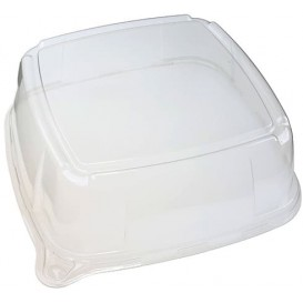 Plastic Lid for Tray 27x27x8 cm (25 Uds)