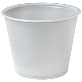 Plastic Souffle Cup PS Clear 165ml Ø7,3cm (2500 Units)