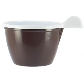 Plastic Cup Chocolate 100 ml (480 Units)