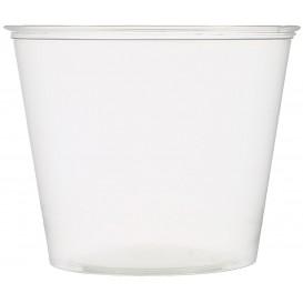 Plastic Souffle Cup PET Crystal 165ml Ø7,3cm (2500 Units)