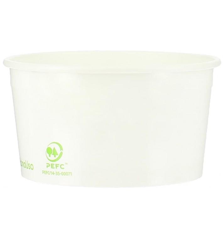 Paper Ice Cream Container Eco-Friendly 100ml (2600 Units)