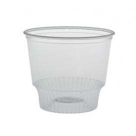 Plastic Container PET Crystal Solo® 12Oz/350ml Ø9,8cm (50 Units)