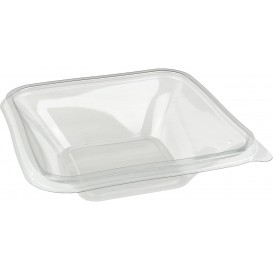 "Plastic Bowl PET ""Impression"" 500ml 17x17x5cm (300 Units)"
