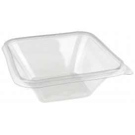 "Plastic Bowl PET ""Impression"" 750ml 17x17x6cm (50 Units)"