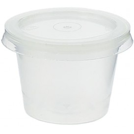 Plastic Souffle Cup PP 33ml (3000 Units)