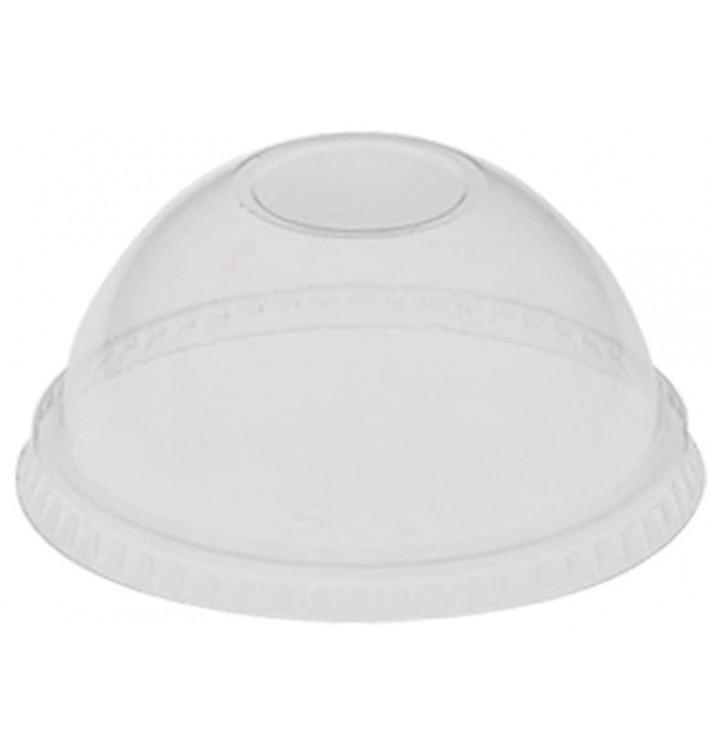 Plastic Dome Lid PET Crystal Ø9,2cm (1000 Units)