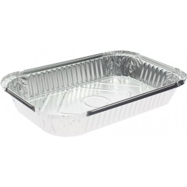 "Foil Pan ""15 Cannelloni"" 1500ml 28x18x3,7cm (500 Units)"