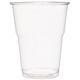 Plastic Cup PET Crystal Clear 285 ml (50 Units)