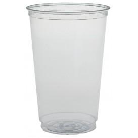 Plastic Cup PET Crystal Solo® 20Oz/592ml Ø9,2cm (50 Units)