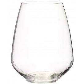"Plastic Tasting Glass PS ""Poire"" Clear 130ml (150 Units)"