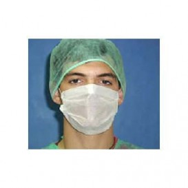 Disposable Surgical Mask Triple Layer White (1000 Units)