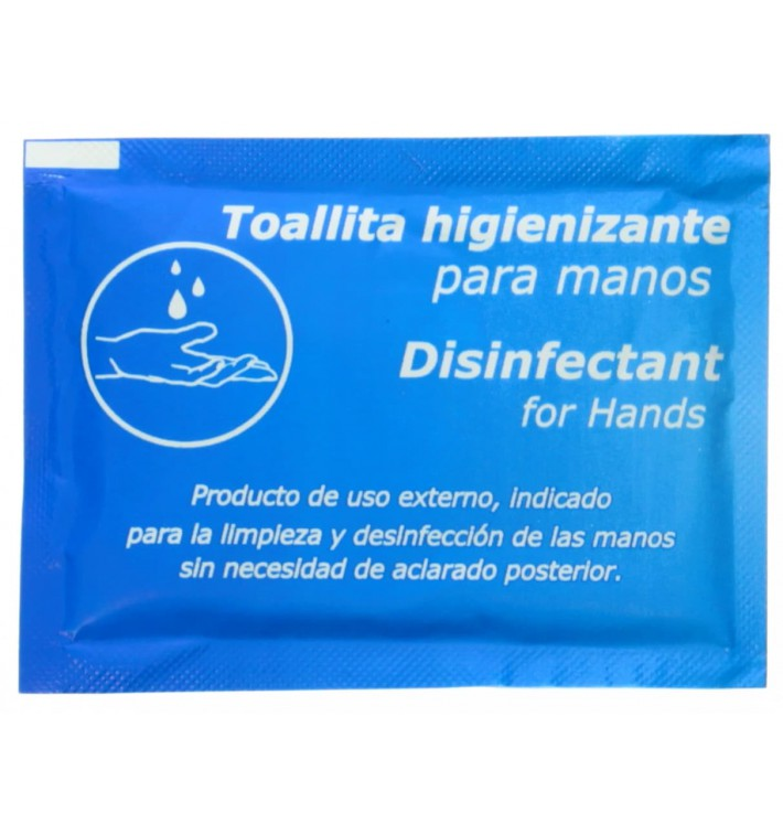 Disinfectant / Hygienic Wipes (500 Units)
