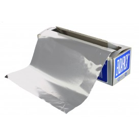 Aluminium Foil Wrap with Dispenser Box 30cmx300m 3Kg (1 Unit)