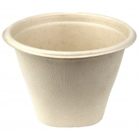 Sugarcane Bowl 500ml Ø13cm (1000 Units)