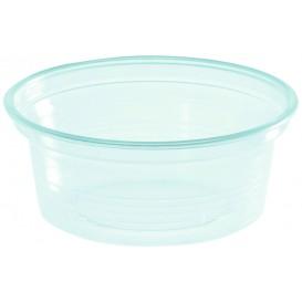 Plastic Souffle Cup PS Clear 50ml Ø7cm (1000 Units)