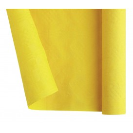 Paper Tablecloth Roll Yellow 1,2x7m (1 Unit)