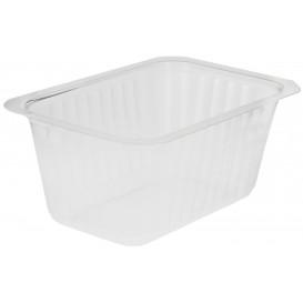 Plastic Deli Container PP Heat Sealable 370ml (100 Units)