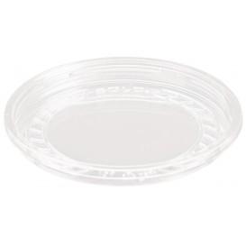 "Plastic Lid rPET for Deli Container ""DeliGourmet"" de 8,12,16,24,32Oz (50 Units)"