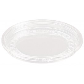 "Plastic Lid rPET for Deli Container ""DeliGourmet"" de 8,12,16,24,32Oz (500 Units)"