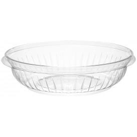 "Plastic Salad Bowl PET ""PresentaBowls"" Clear 240ml Ø15cm (504 Units)"