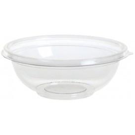 Plastic Bowl PET 600ml Ø18cm (60 Units)